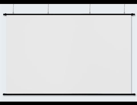 リアスクリーン130インチ(16:9)