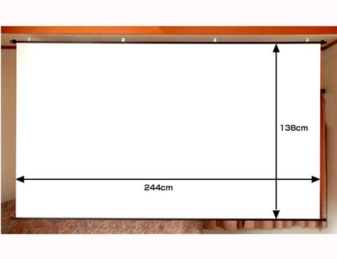 マイクロビーズ110Wインチサイズ表