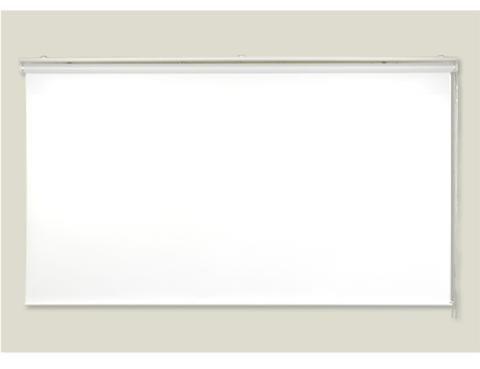 リア型チェーン巻上げ110インチ(16:9)