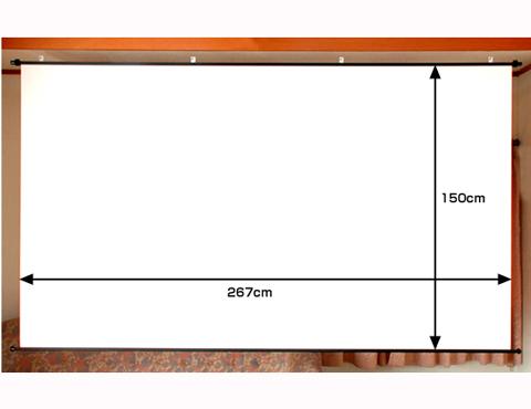 マイクロビーズ120Wインチサイズ表