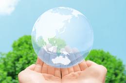 環境保護イメージ画像