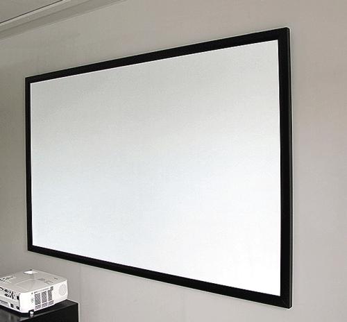アルミフレームスクリーンの使用例その2